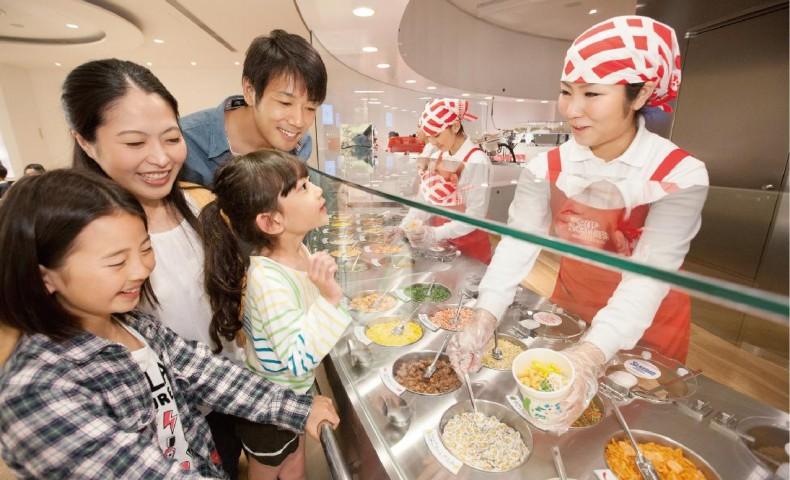พิพิธภัณฑ์บะหมี่ถ้วย (ภาพจากการท่องเที่ยว Yokohama)