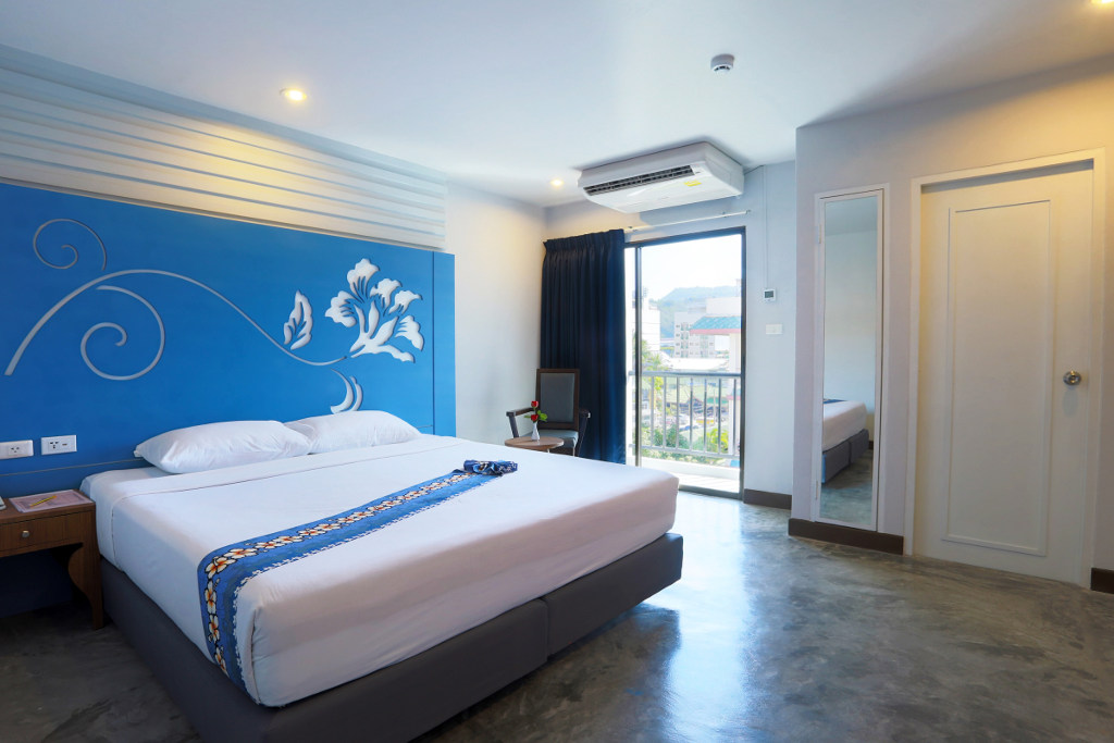 ห้องพักของโรงแรม Days Inn Patong Beach Phuket