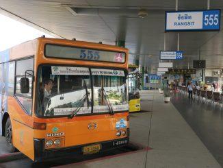 รถเมล์สุวรรณภูมิ สาย 555