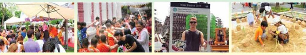 สงกรานต์ในวัด รู้รักษ์วัฒนธรรม สืบสานประเพณีวิถีไทย 2559