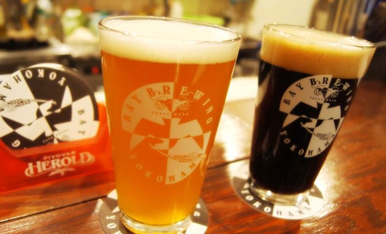 Bay Brewing Yokohama (ภาพจากการท่องเที่ยวโยโกฮามา)