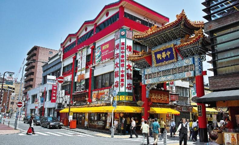 Yokohama Chinatown (ภาพจากการท่องเที่ยวโยโกฮามา)