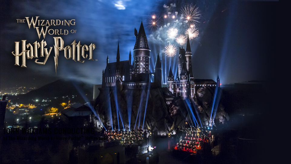 harry potter hollywood