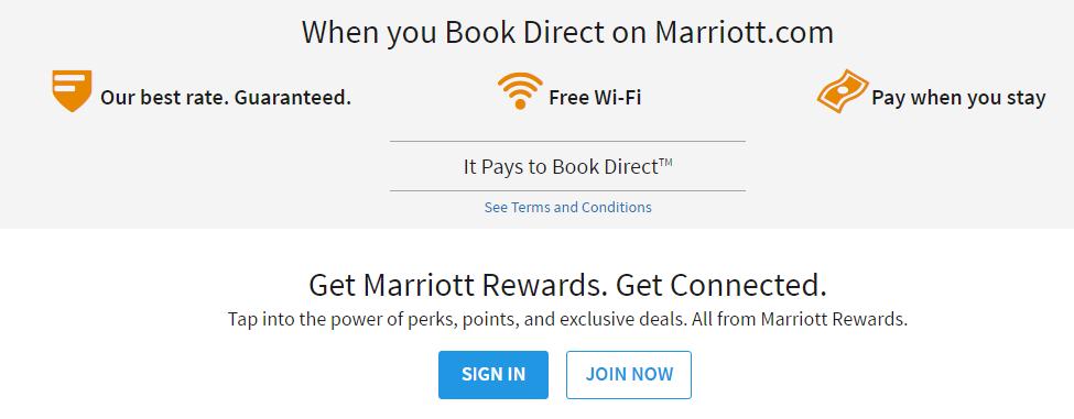 Marriott Book Direct