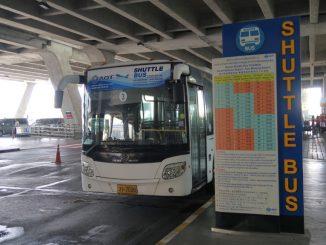 Airport Shuttle Bus สุวรรณภูมิ