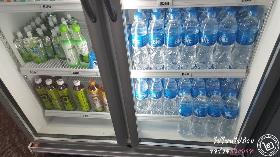 ราคาน้ำดื่ม Mapas