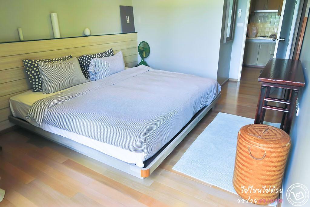 ห้องพัก Oriental Country คอนโดบ้านนับคลื่น หาดเขาเต่า