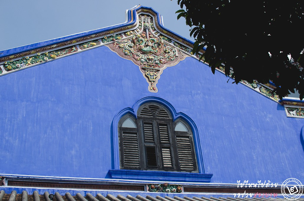 Blue Mansion, ปีนัง, จอร์จทาวน์, Penang, George Town
