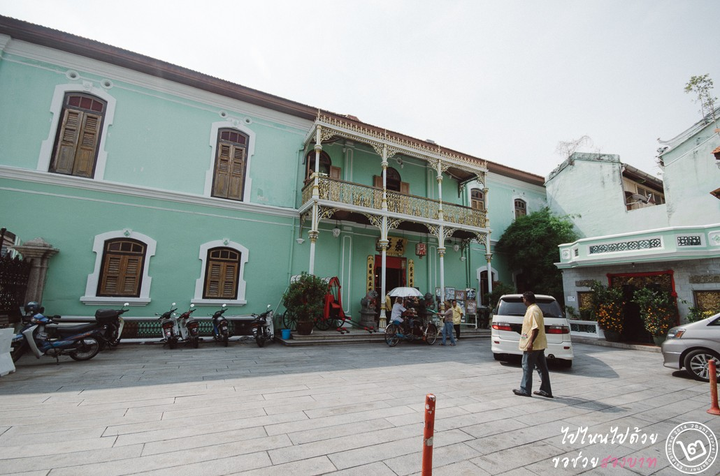 Mansion, ปีนัง, จอร์จทาวน์, Penang, George Town