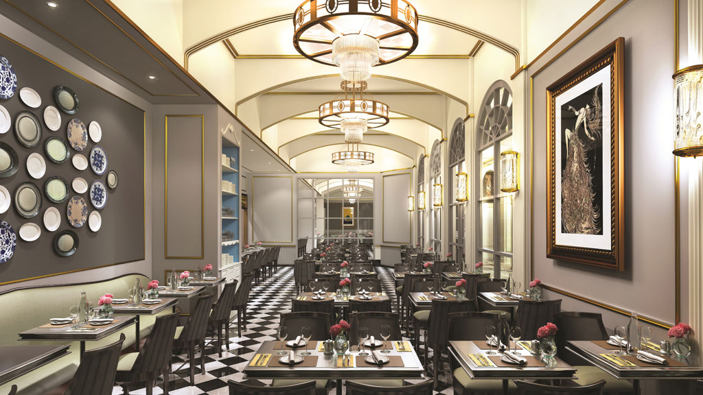 Dining - The Parisian Macao
