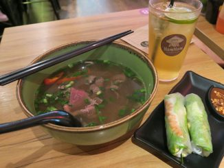Just Pho You (Beef Pho) - Nam Nam Vietname Restaurant, Raffles City, Singapore
