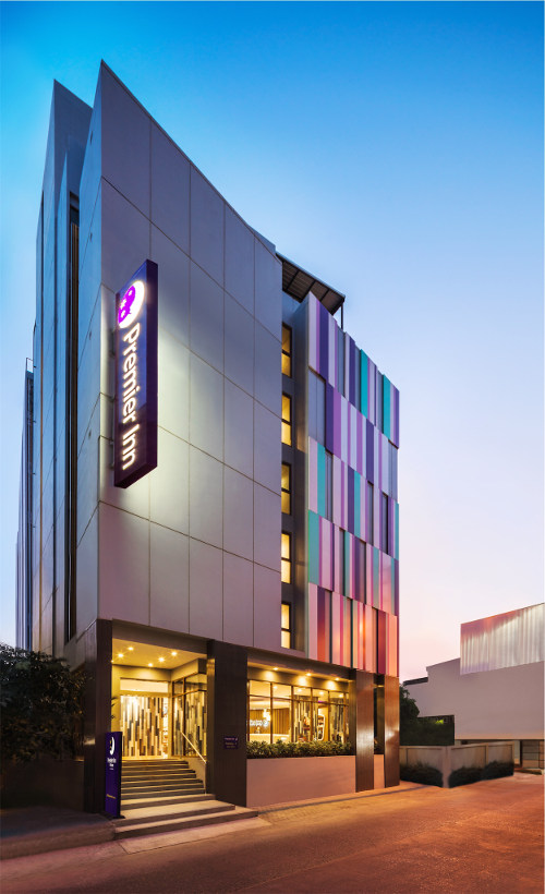โรงแรม Premier Inn Pattaya