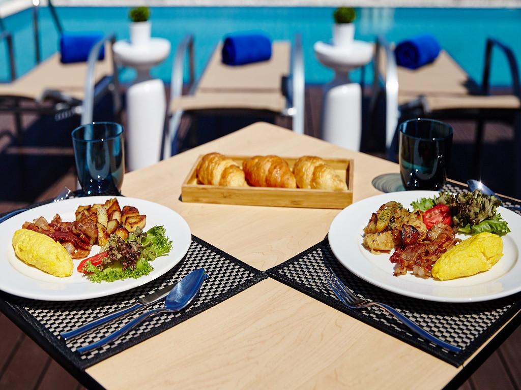 Premier Inn Pattaya ห้องอาหาร