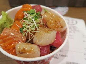 ร้านอาหารญี่ปุ่น Teppei Syokudo สาขา ION Orchard