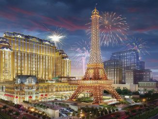 The Parisian Macao เครือ Sands Resorts Cotai Strip Macao เปิด ก.ย. 59 ที่มาเก๊า