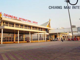 สนามบินเชียงใหม่ (ภาพจาก AOT)