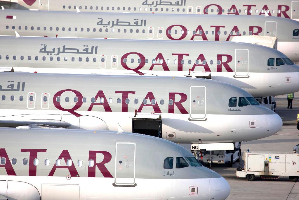 ภาพจาก Qatar Airways