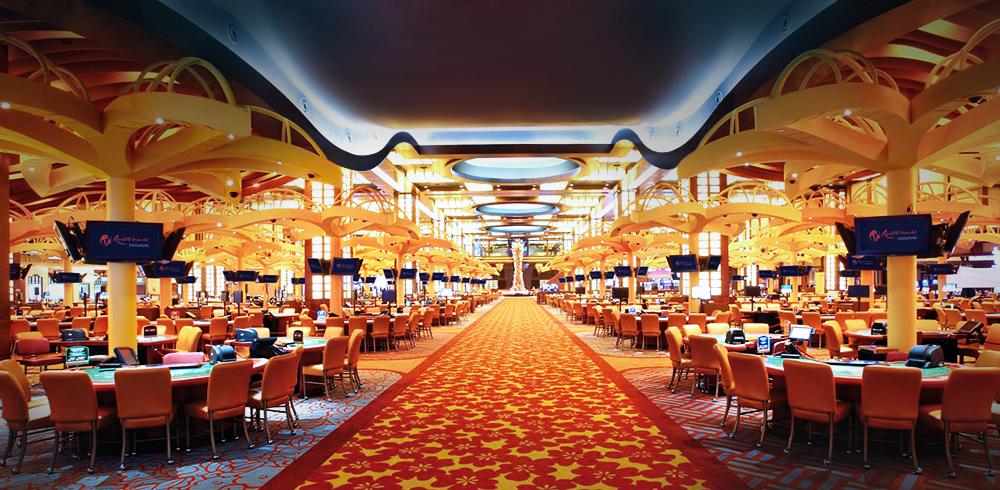 คาสิโนที่ Resorts World Sentosa