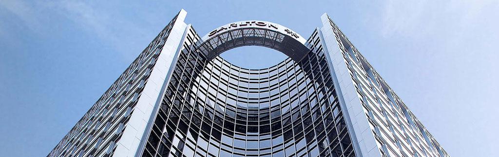 โรงแรม Carlton ย่าน City Hall สิงคโปร์