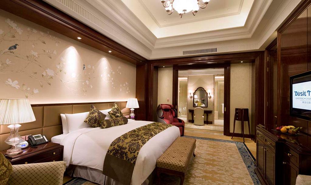 ห้องฉางโจว สวีท (Changzhou Suite) ขนาด 135 ตารางเมตร