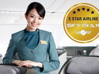 EVA Air 5-Star Skytrax