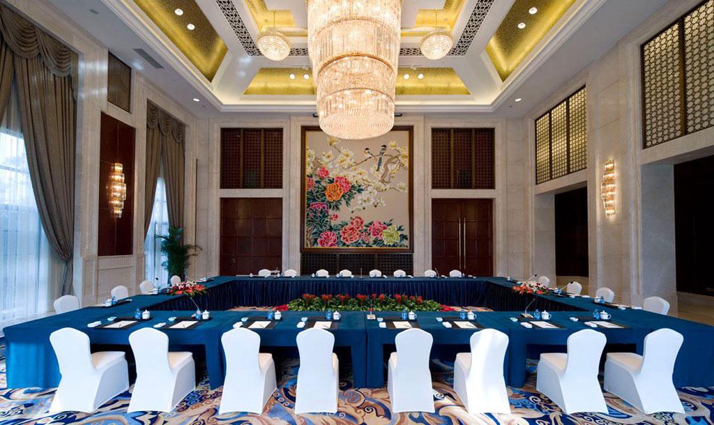 ห้องสัมมนาและจัดเลี้ยง เจิง หยาง ฮอลล์ (Zhengyang Hall), โรงแรมดุสิตธานี ฟูดู ชิงเฟ่ย ฉางโจว (Dusit Thani Fudu Qingfeng Garden Hotel Changzhou)
