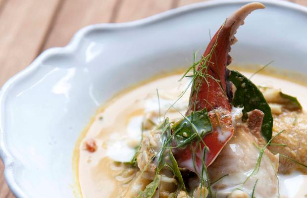 Nahm ร้านอาหารไทยที่โรงแรม Metropolitan สาทร ติดอันดับ 37