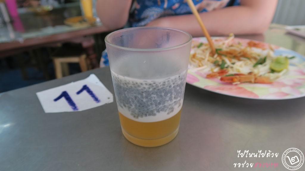 ของหวาน ผัดไทย ท่ายาง เพชรบุรี
