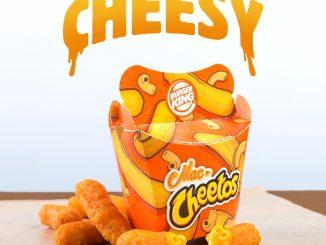 Burger King Cheetos