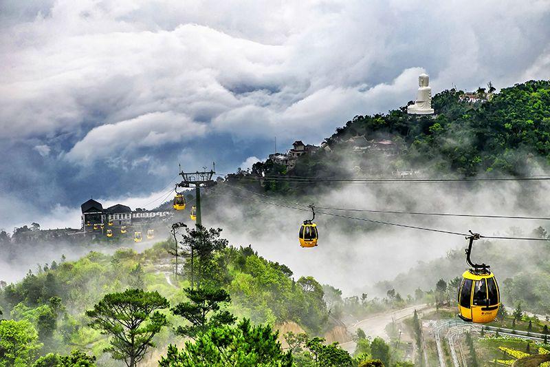 Banana Hills (ภาพจากการท่องเที่ยวดานัง)