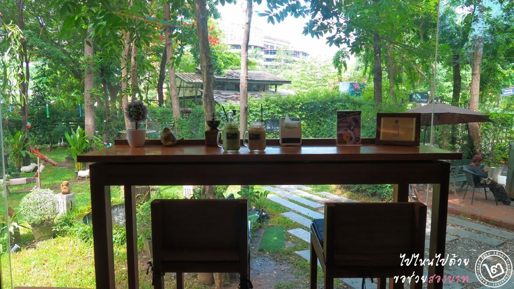 ร้านกาแฟ de Forest โคราช