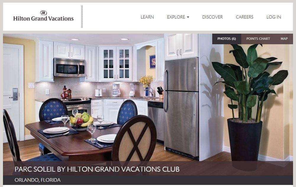Hilton Grand Vacations (HGV)