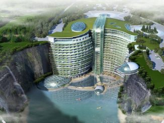 InterContinental Songjiang Quarry Hotel