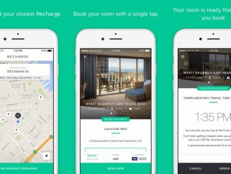 Recharge Book Hotel Rooms
