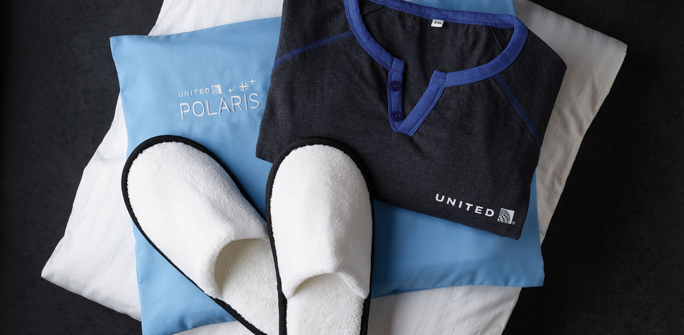 United Polaris Business Class