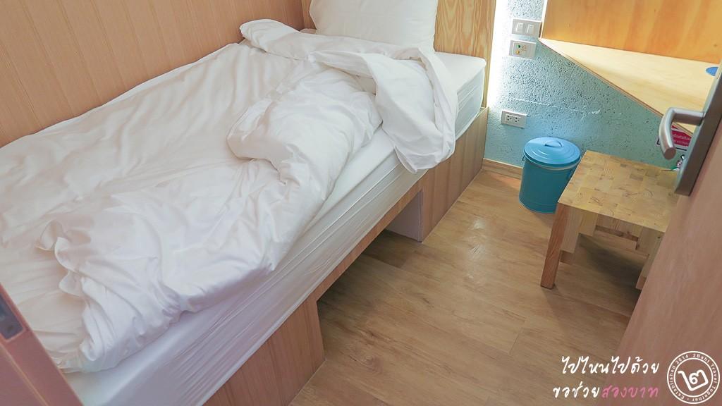 ห้องพัก Boxtel โรงแรมแคปซูล สนามบินสุวรรณภูมิ