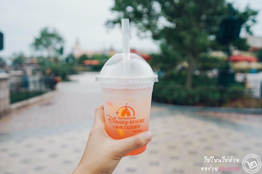 Shanghai Disneyland, beverage