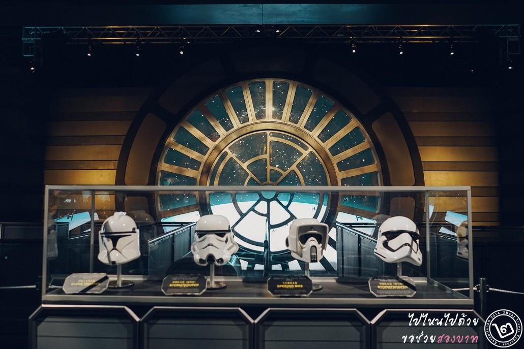 Shanghai Disneyland, tomorrowland, star wars