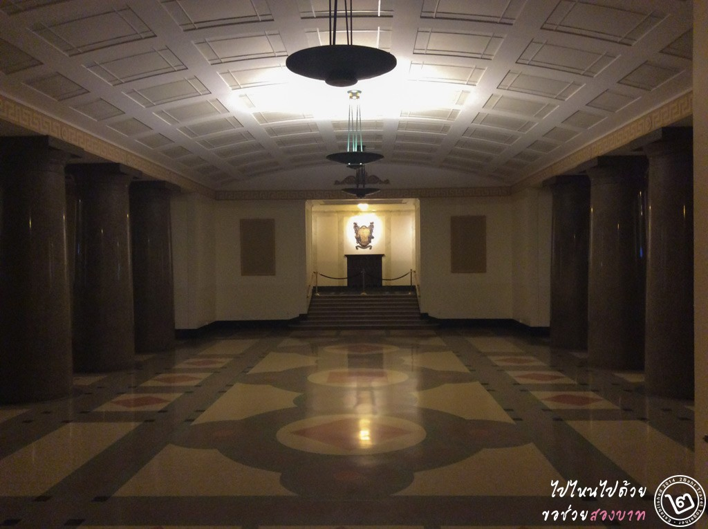 The Grand Masonic Hall