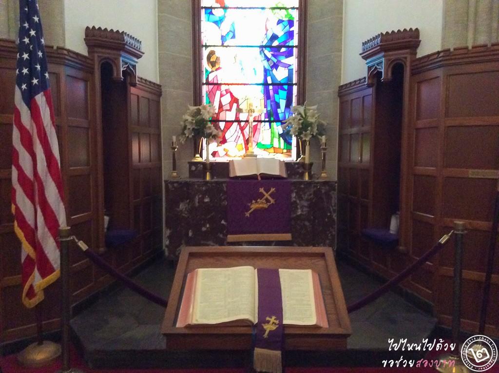Chapel, Free Mason