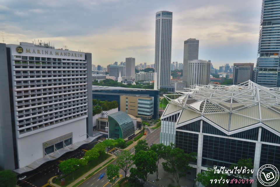 Pan Pacific Singapore View