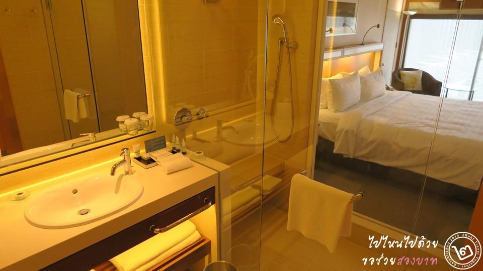 Pan Pacific Singapore Room