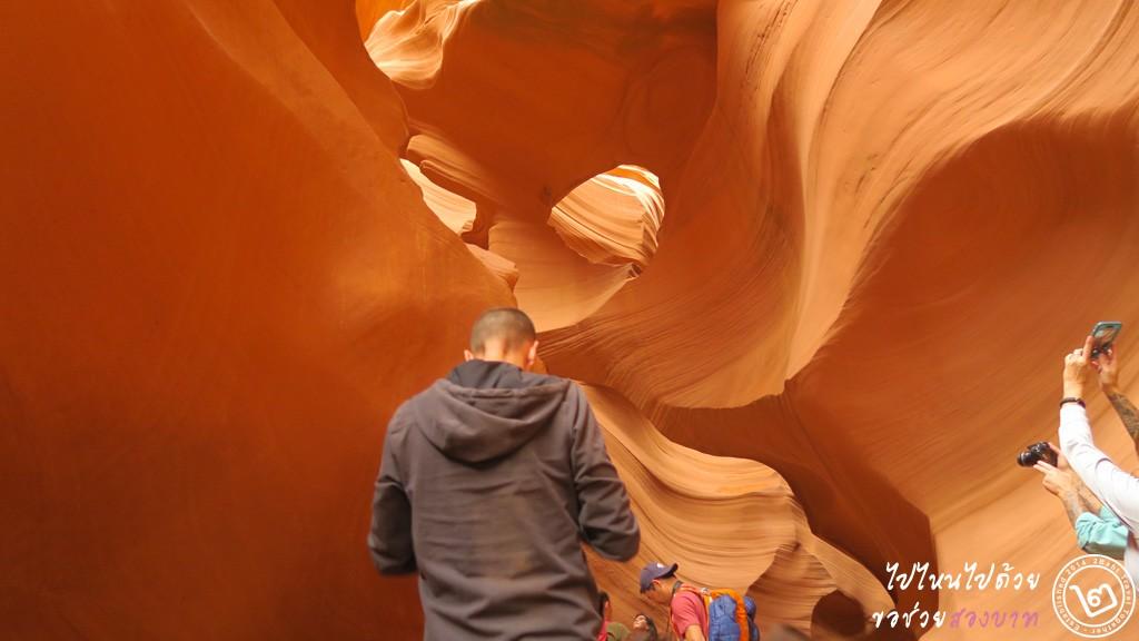 Lower Antelope Canyon, Page, USA