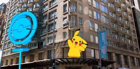 Mantra Hotel Pokemon