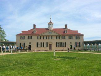 เที่ยวอเมริกาเชิงประวัติศาสตร์ ตอนที่ 1 Mt. Vernon บ้านของจอร์จ วอชิงตัน