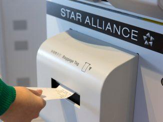 ตู้ Kiosk สามารถพิมพ์แท็กกระเป๋าได้