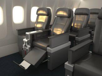 American Airlines เปิดขายตั๋วแบบ Premium Economy วันที่ 2 เมษายน 2017