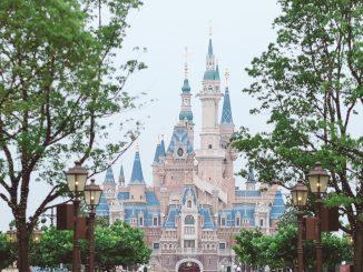 Shanghai Disneyland, castle