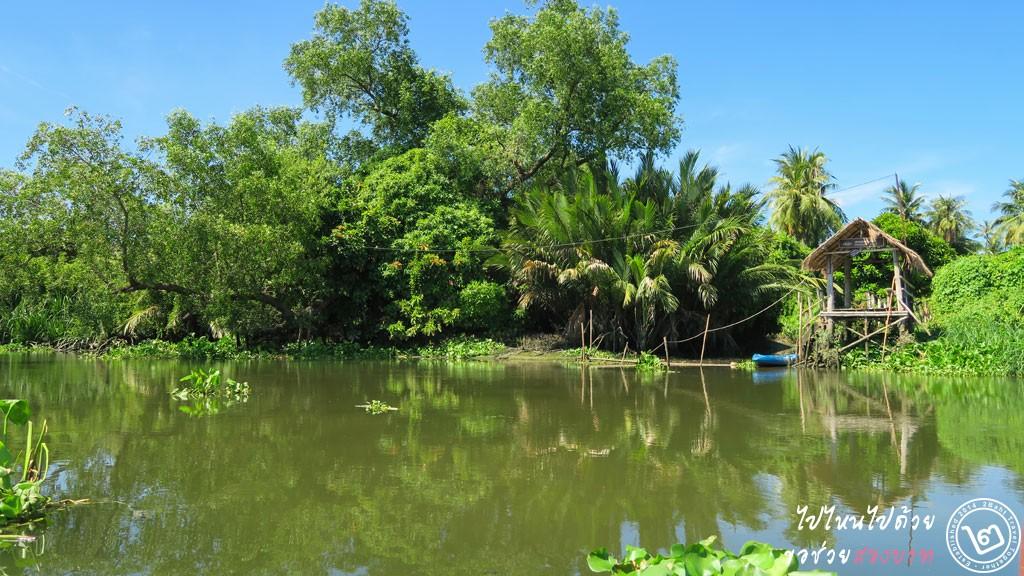 ล่องน้ำลุยสวน สวนสามพราน จ.นครปฐม