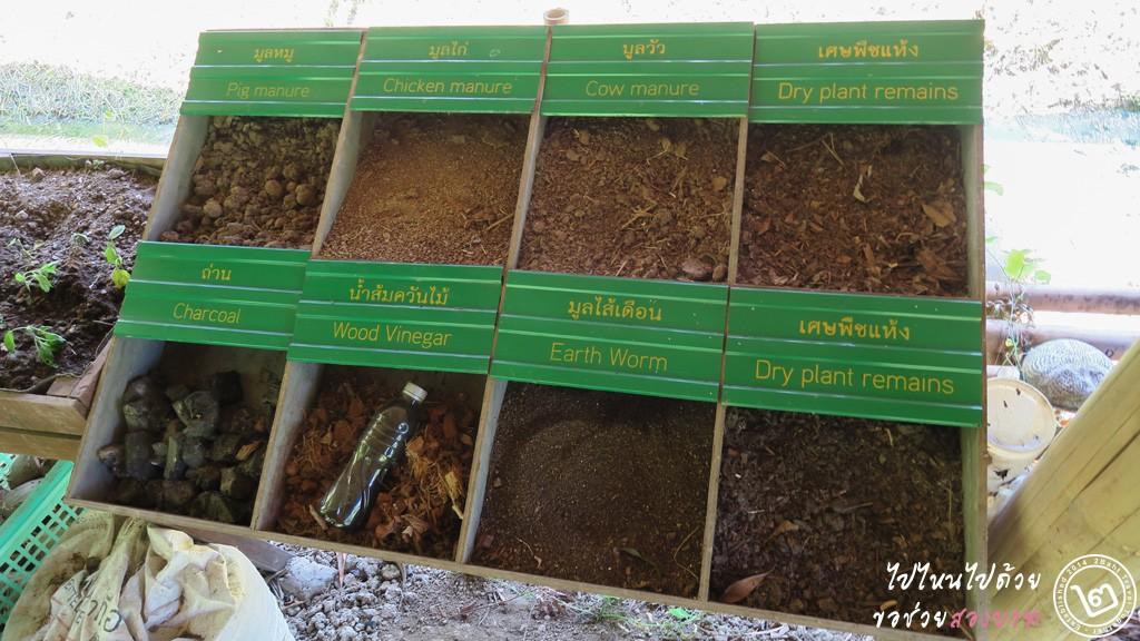 การทำปุ๋ยอินทรีย์ เกษตรอินทรีย์